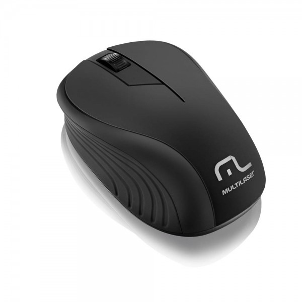 ST - MOUSE USB MULTILASER MO212 S/FIO PT 8690