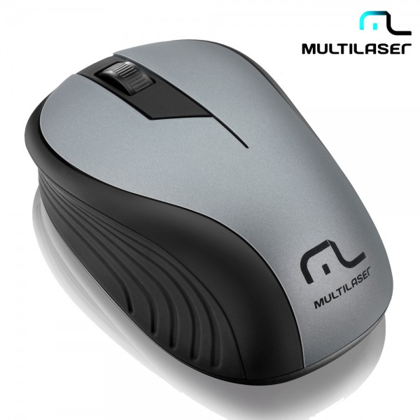 ST - MOUSE USB MULTILASER MO213 S/FIO PT 8691