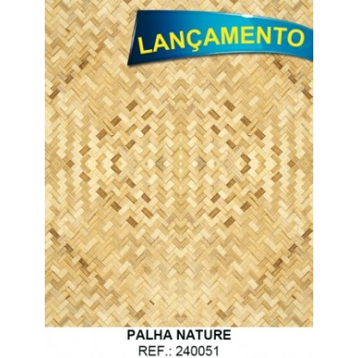 PLASTCOVER 10 MT PALHA NATURE 10556