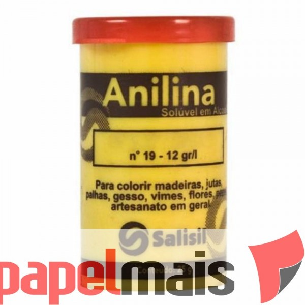 ST - ANILINA SALISIL 8GR NOGUEIRA N.12 (P/12) 256