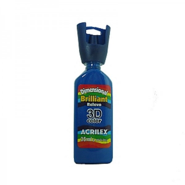DIMENSIONAL BRILLIANT 35ML AZ TURQUESA 501 (M/6) 2365