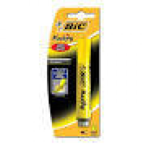 ST - MARCA TEXTO BIC MARKING AMARELO BLISTER 9306838(C) 10678